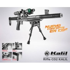 Rifle KALIL Dual Co2-PcP